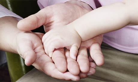 Отпуск по майчинство за родители на заместващи деца