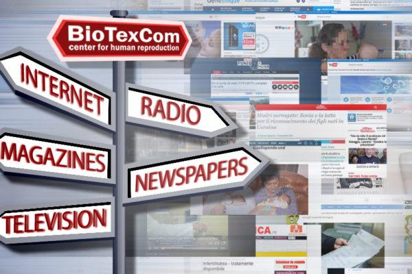 BioTexCom в международните медии: какво казва европейската преса за Киевския възпроизводителен център