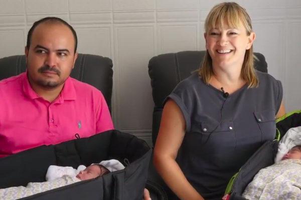 Най-дългоочакваното щастие! Британска двойка в медицински център BioTexCom