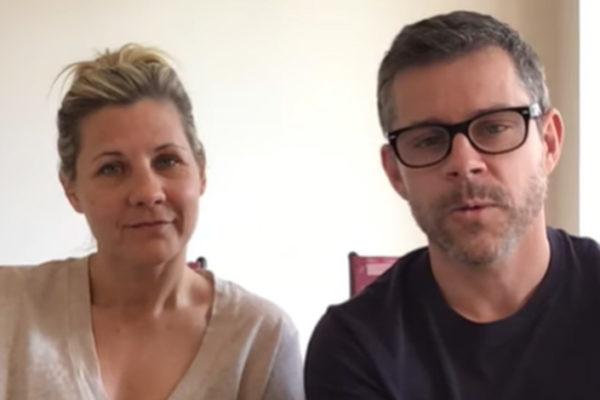 Андреас и Мария разказват, как са стигнали до Киев по време на карантината